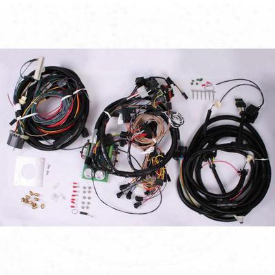 Omix-ada Centech Heavy-duty Wiring Harness - 17203.02