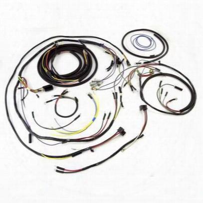 Omix-ada Cloth Wiring Harness - 17201.08