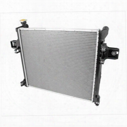 Omix-ada Replacement 1 Core Radiator For V6 And V8 Engine With Automatic Transmission - 17101.39