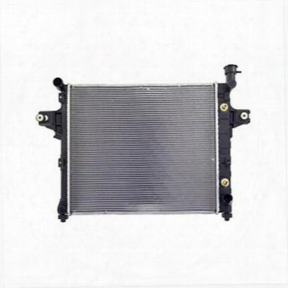 Omix-ada Replacement 1 Row Radiator For 4.7l V8 Engine With Automatic Transmission - 17101.31