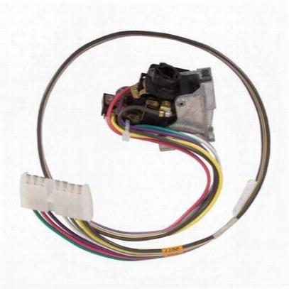 Omix-ada Windshield Wiper Switch - 17236.04