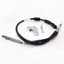 Omix-ADA Emergency Brake Cable - 16730.48