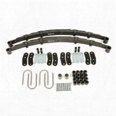 Omix-ada Rear Leaf Spring Kit- 18290.1