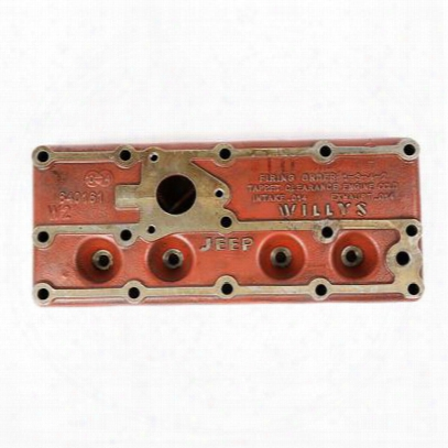 Omix-ada Replacement L-head Cylinder Head (natural) - Dmc-640161