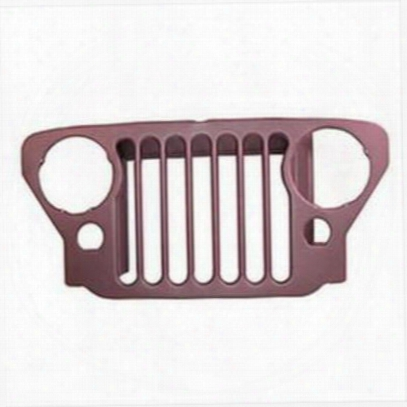 Omix-ada Steel Grille - Dmc-663536