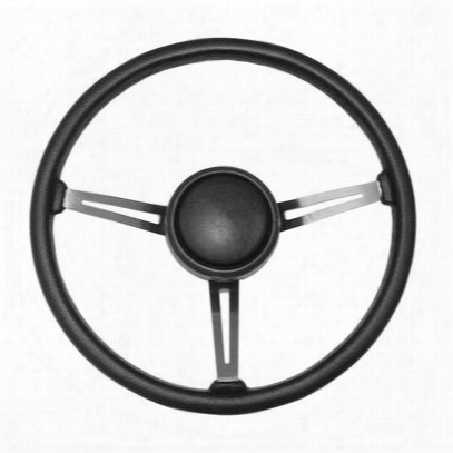 Omix-ada Steering Wheel And Horn Button Kit - 18031.07