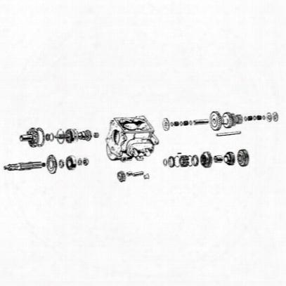 Omix-ada T90 Internal Parts Kit - 18802.01