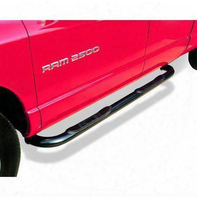 Go Rhino 4000 Series Side Steps (black) - 4239b