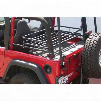 Olympic 4x4 Products Mountaineer Rack - 907-124