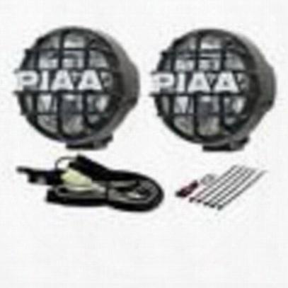 Piaa 510 Series 4 Inch Smr Halogen Fog Light Kit, Sae Compliant - 5190