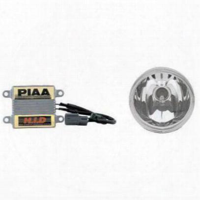 Piaa 600 H.i.d Clear Work Lamp, Single Lamp - 6040