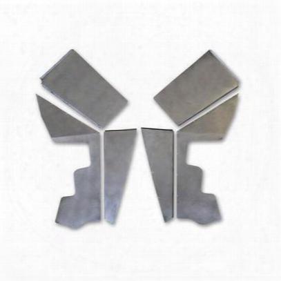 Poison Spyder Defender Inner Fenders (aluminum) - 14-02-080