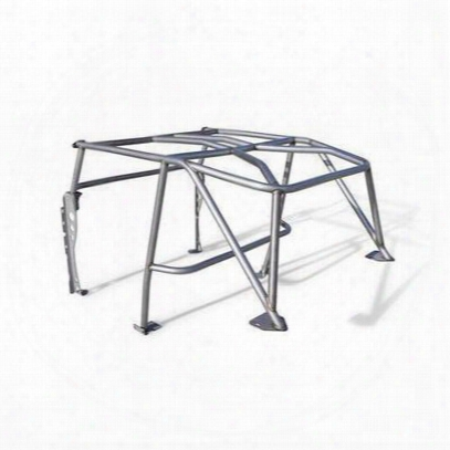 Poison Spyder Fully Welded Roll Cage With Grab Handles - 14-19-010-wg
