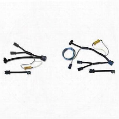 Poison Spyder Led Tail Light Wiring Harnesses Kit - 41-06-010