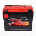 Odyssey Batteries Extreme Series, Group 75, 730 CCA, Side Post - 75-PC1230