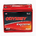 Odyssey Batteries Extreme Series, Powersport, 170 CCA, Top Post - PC680MJ