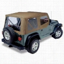 Pavement Ends Replacement Top with Upper Doorskins (Spice) - 51131-37