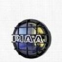 PIAA 520 Series 6 Inch Yellow Halogen Driving Single Light - 5213