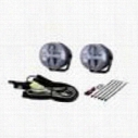 PIAA LP270 2.75 Inch LED Fog Light Kit, SAE Compliant - 2770