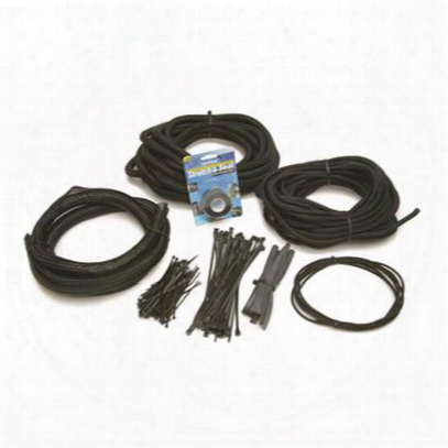 Painless Wiring Powerbraid Harness Cover Kit - 70920