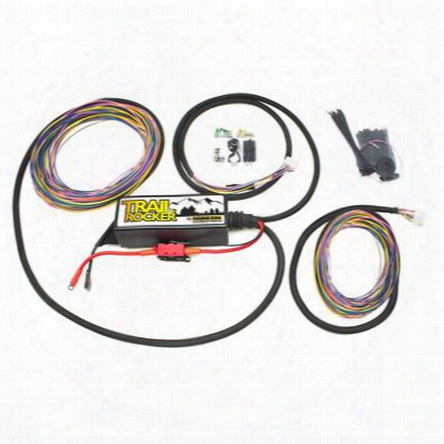 Painless Wiring Trail Rocker Accessory Control System Without Switches - 57005