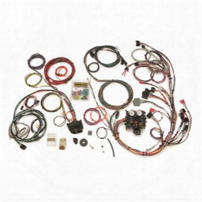 Painless Wiring Yj Chassis Harness Wiring - 10111