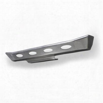 Poison Spyder Jk Brawler Mid Front Skid In Bare Steel (bare Steel) - 17-63-030