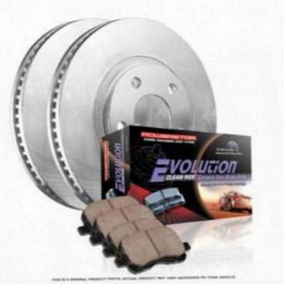 Power Stop 1-click Oe Replacement Brake Kits - Koe2221