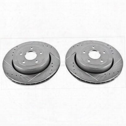Power Stop Brake Rotor By Power Stop - Ar8795xpr