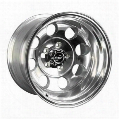Pro Comp Series 1069, 15x10 Wheel With 5 On 5.5 Bolt Pattern - Polished - 1069-5185