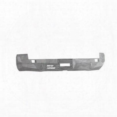 Road Armor Rear Stealth Winch Bumper In Raw Steel (bare) - 99020z