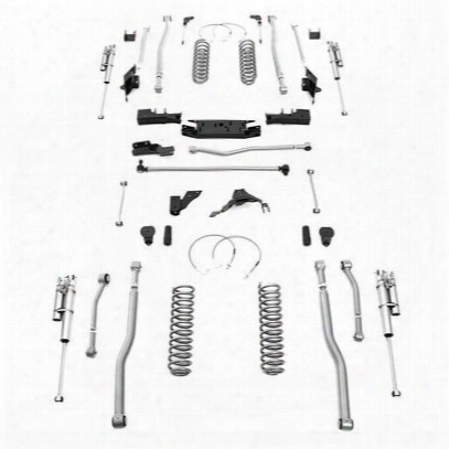 Rubicon Express 5.5 Inch Extreme Duty 4-link Long Arm Lift Kit With Shocks - Jk4425r
