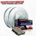 Power Stop 1-Click OE Replacement Brake Kits - KOE2160