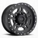 Pro Comp La Paz Series 29, 16x8 Wheel with 5 on 4.5 Bolt Pattern - Satin Black - 5029-6865