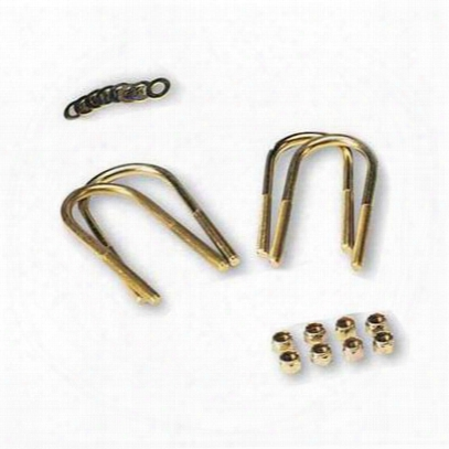 Rancho Rear Axle U-bolt Kit - Rs741