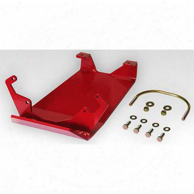 Rancho Rear Glide Plate, Differential - Ranrs6252