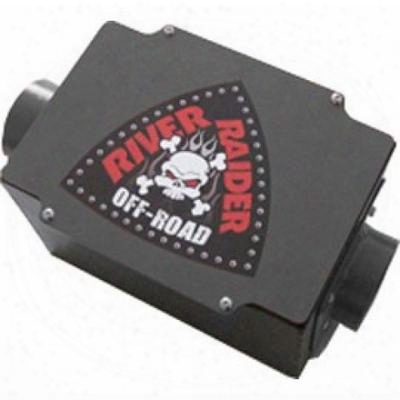 River Raider Diesel Air Box With Filter - R/rsnk-3057-f