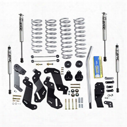 Rubicon Express 3.5 Inch Sport Lift Kit With Fox Performance Shocks - Re7145fp