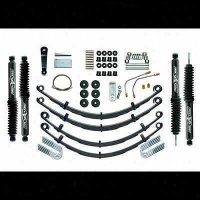 Rubicon Express 4 Inch Suspension Lift Kit Re5515