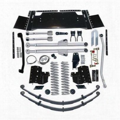 Rubicon Express 7.5 Inch Extreme-duty Long Arm Lift Kit - No Shocks - Re6307