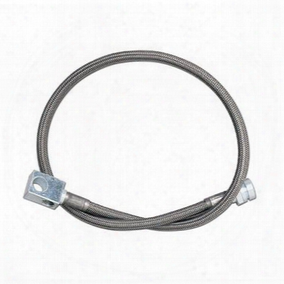Rubicon Express Brake Line Set, Stainless Steel, Lifted Height Of 4 In. To 6 In. - Re1512