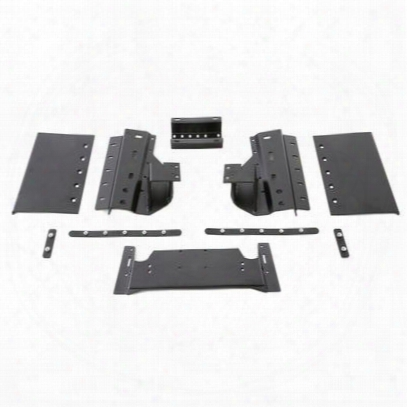 Rubicon Express Crossmember Kit Front Long Arm Xj - Re9920