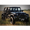 Ranch Hand Horizon Series Front Bumper (Black) - BHJ071BMR
