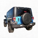 Ranch Hand Horizon Series Rear Bumper (Black) - HBJ071BML