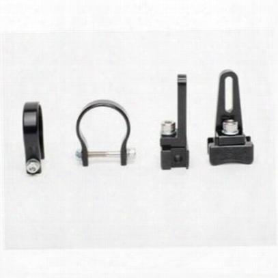 Rigid Industries 1.00 Inch Tube Mount System (black ) - 41020
