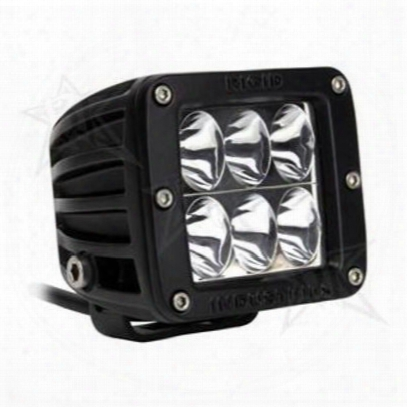 Rigid Industries Dually D2 Driving Led Light - Set Of Two - 50233