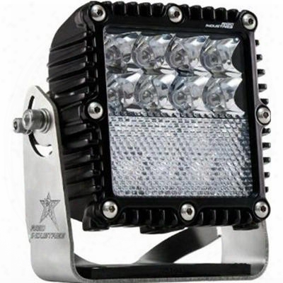 Rigid Industries Q Series Spot/downward Diffused Led Light - 24461