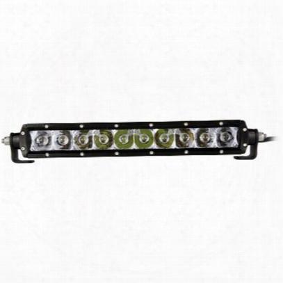 Rigid Industries Sr-series 10 Inch Led Light Bar (black) - 910112