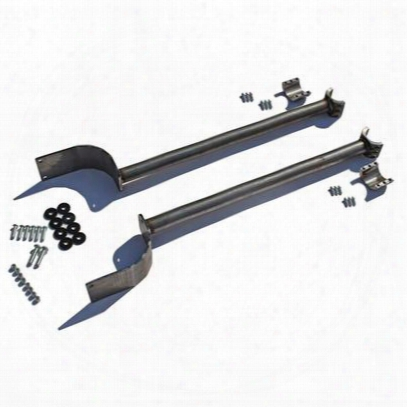 Rock Hard 4x4 Parts C-pillar Brace Kit - Rh-1035