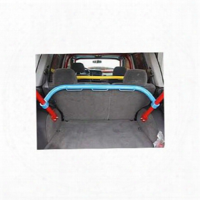 Rock Hard 4x4 Parts Rear Seat Harness Bar - Rh-1031-b